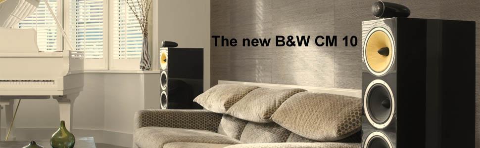 B&W CM10